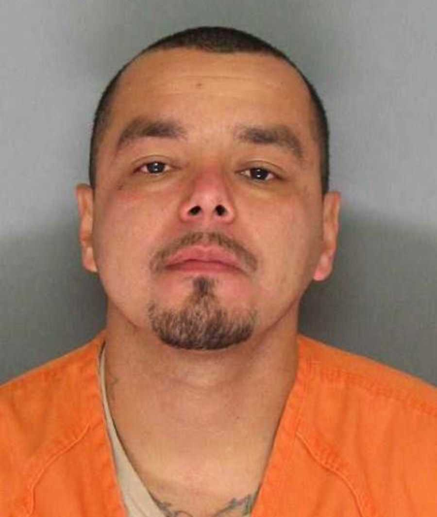 Jimmy Espinoza, 33.