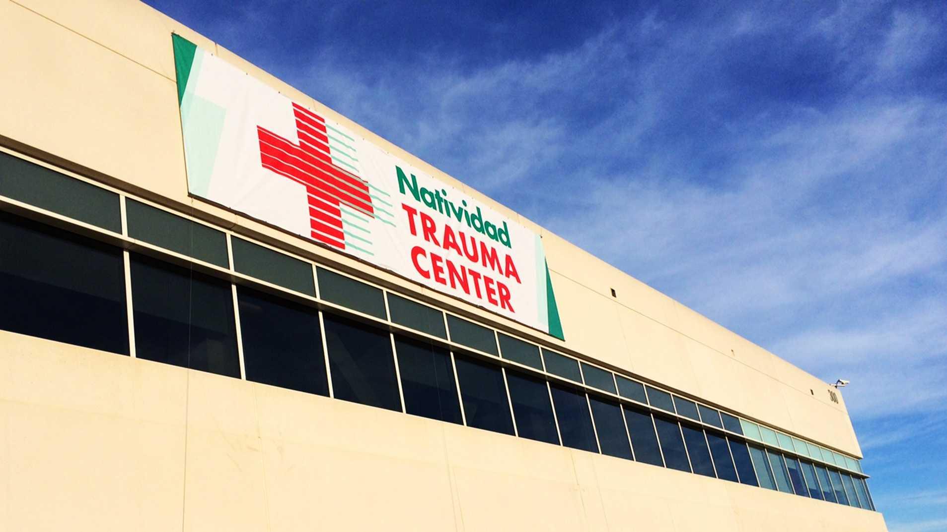 Natividad Medical Center in Salinas built the Central Coast's first ever trauma center.
