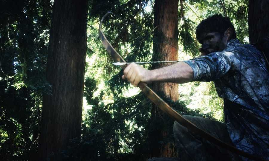 Hodges has an outdoor adventure school in the Santa Cruz mountains,Adventure Out,where he teaches primitive survival skills used by Native Americans, including hunting with a bow and arrow and building a fire. He's instructed teenagers and younger adults at Adventure Out for the past 10 years.
