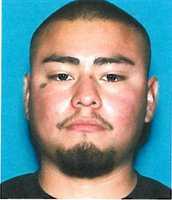 Arango Guzman Mayco Josimar, 21, was arrested for unlawful possession of ammunition.