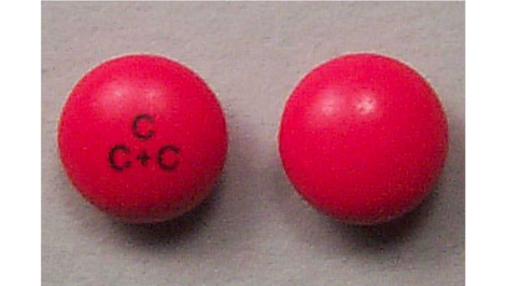"Coracidin has several street names, including ""Triple C, Orange Crush, Red Devils, and Skittles."""