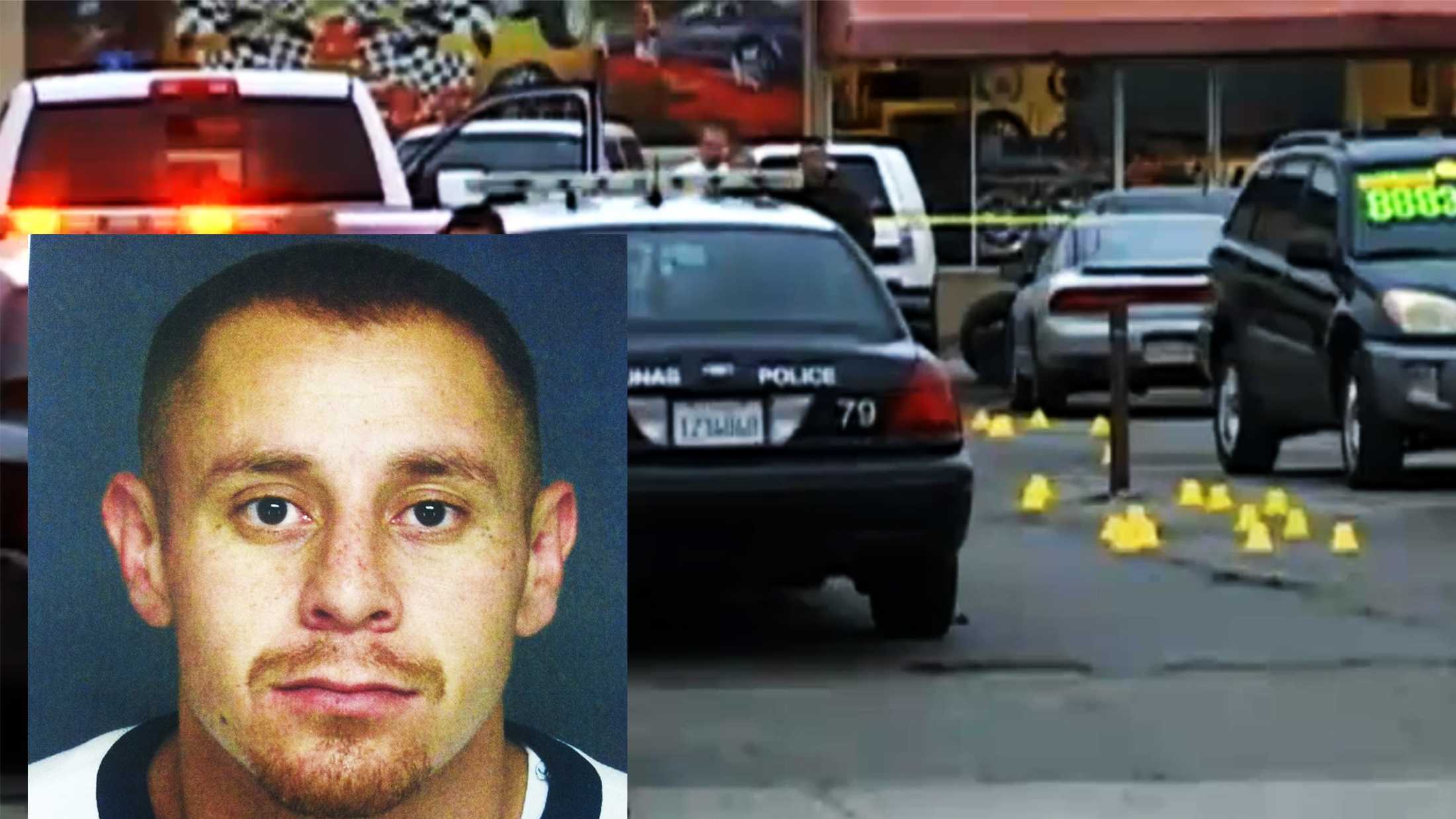 Juan Luis Acuna, 30, was killed by Salinas police here, at 131 Kern St. (July 26, 2013)