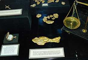 Historic California gold
