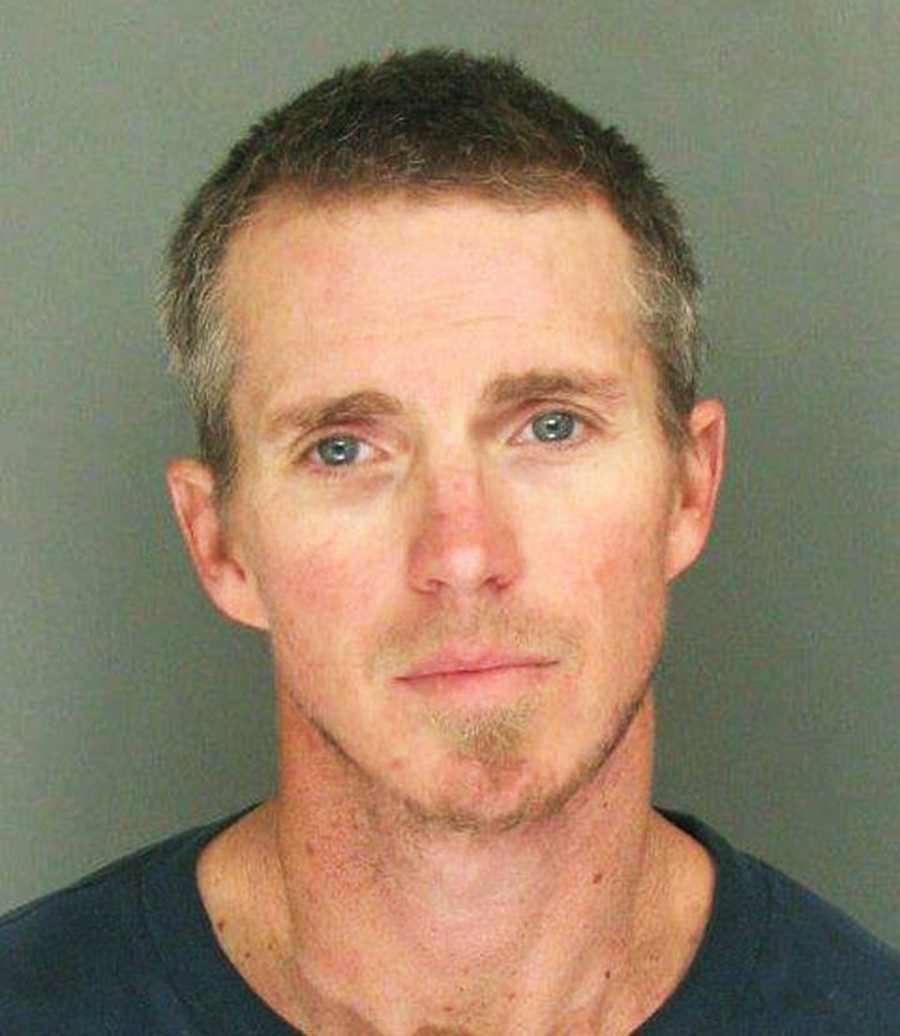 Luke Logan, 41, of Live Oak, self-surrendered at the Santa Cruz police station and was booked into jail on charges of felony hit-and-run, as well as vehicular manslaughter.