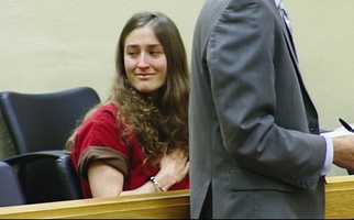 Carey was arraigned Monday on two charges, battery on a peace officer and resisting a peace officer, before a Santa Cruz County judge told her she would be freed from jail on her own recognizance.