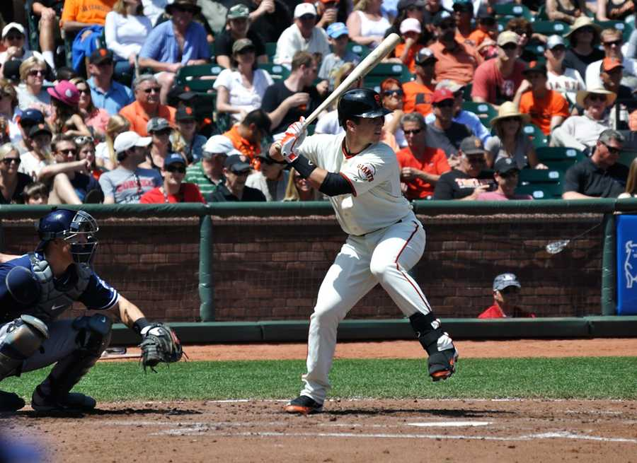 Buster Posey - SF Giants catcher