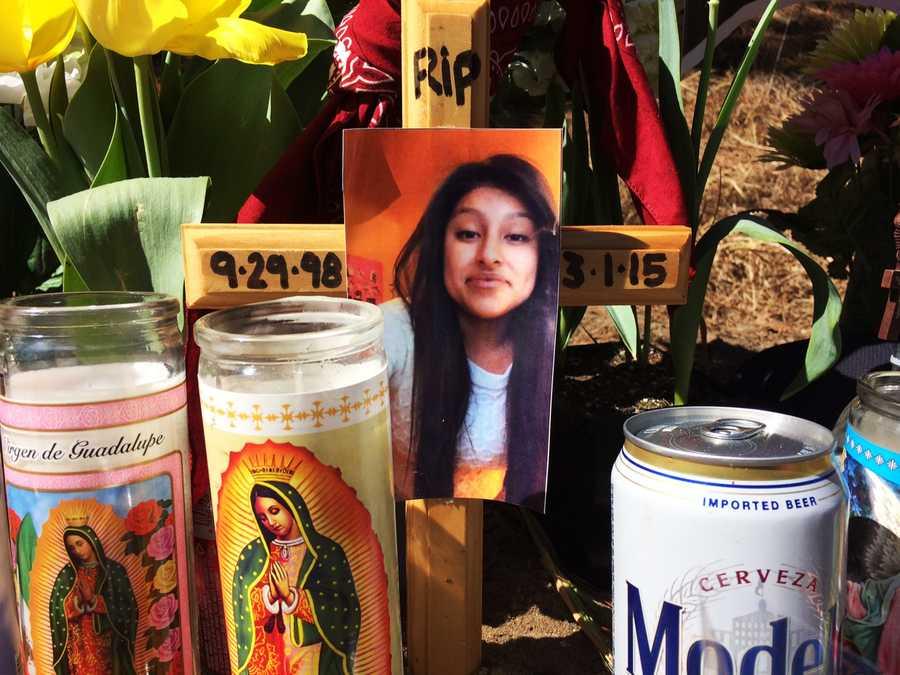 Vanessa Guzman, 16, of Watsonville, was a popular student at Renaissance High School.