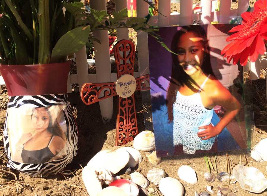 The three teenage passengers who died were: Terisita Brady, 19, of Soquel&#x3B; Osbaldo Melgoza-Ortiz, 18, of Watsonville&#x3B; and Vanessa Guzman, 16, of Watsonville.