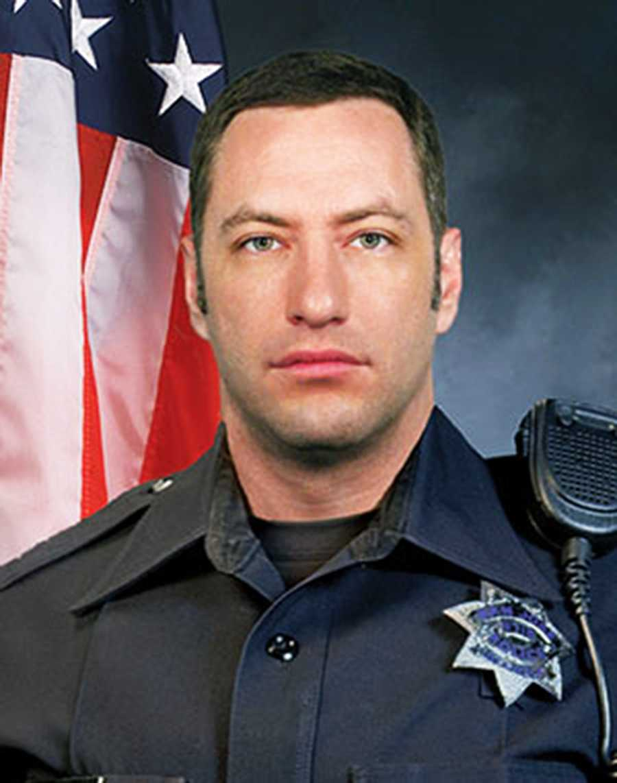 Johnson was killed in the line of duty on March 24, 2015.