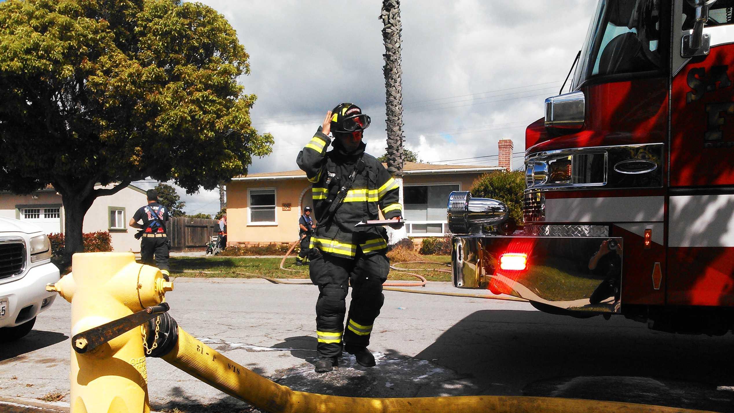 Salinas gas leak