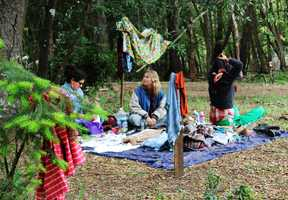 Every year on April 20, University of California Santa Cruz students and local residents gather in a meadow on campus to smoke marijuana and celebrate the plant.