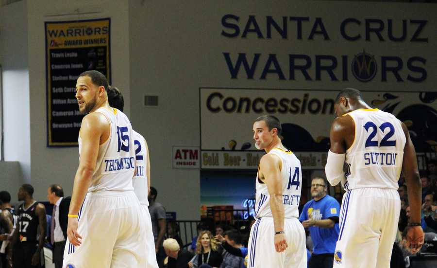 The Santa Cruz Warriors will head to Fort Wayne on Thursday to take on the Mad Ants in Game 1 of the NBA D-League Finals. Action will tip-off at 5 p.m.