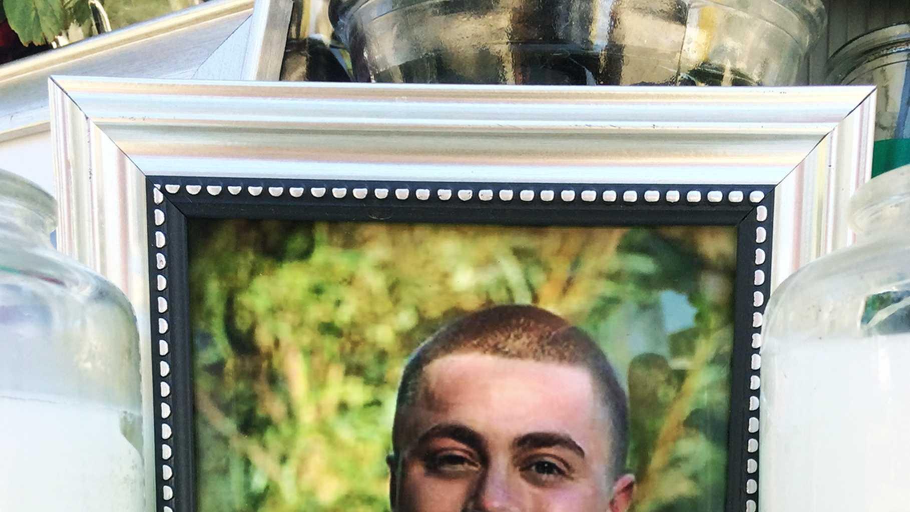 Travis Michael Thommarson, left, was murdered in King City.
