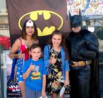 A nonprofit organization called Heroes4Hope encourages children to be a hero and fight through their sickness.