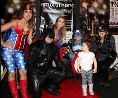 Heroes4Hope will be visiting Lucille Packard's Children's Hospital on May 15 and the Ronald McDonald House in Stanford May 17.