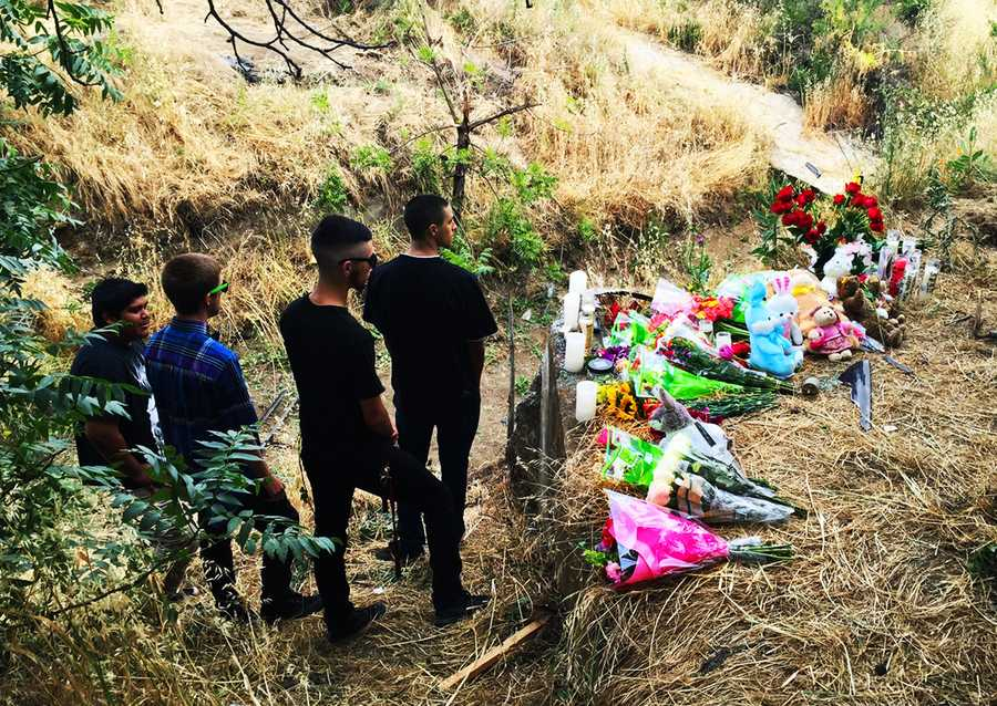 Students at three Gilroy high schools mourned classmates who died May 12 in a quadruple fatal crash, weeks before graduation.