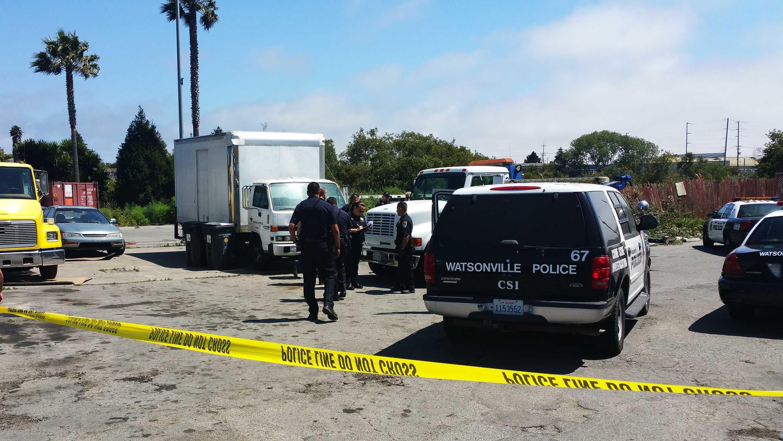 Watsonville homicide (June 12, 2015)