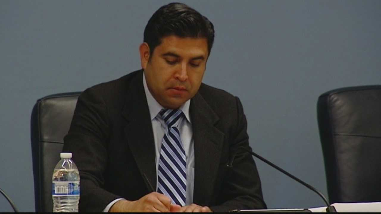 There is a long laundry list of allegations against City Council member Jose Castaneda.