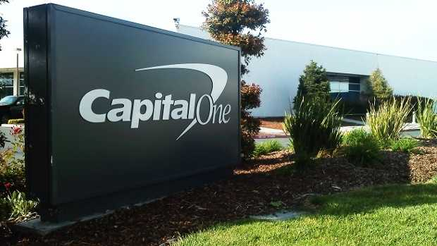 Capital One closed in Salinas in the summer of 2013.