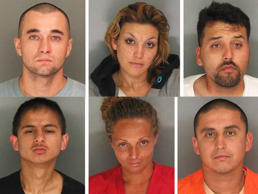 More than 30 people in Santa Cruz County were arrested or cited during a major sting operation. The crackdown was in response to a recent uptick in gang violence around Watsonville and Santa Cruz.