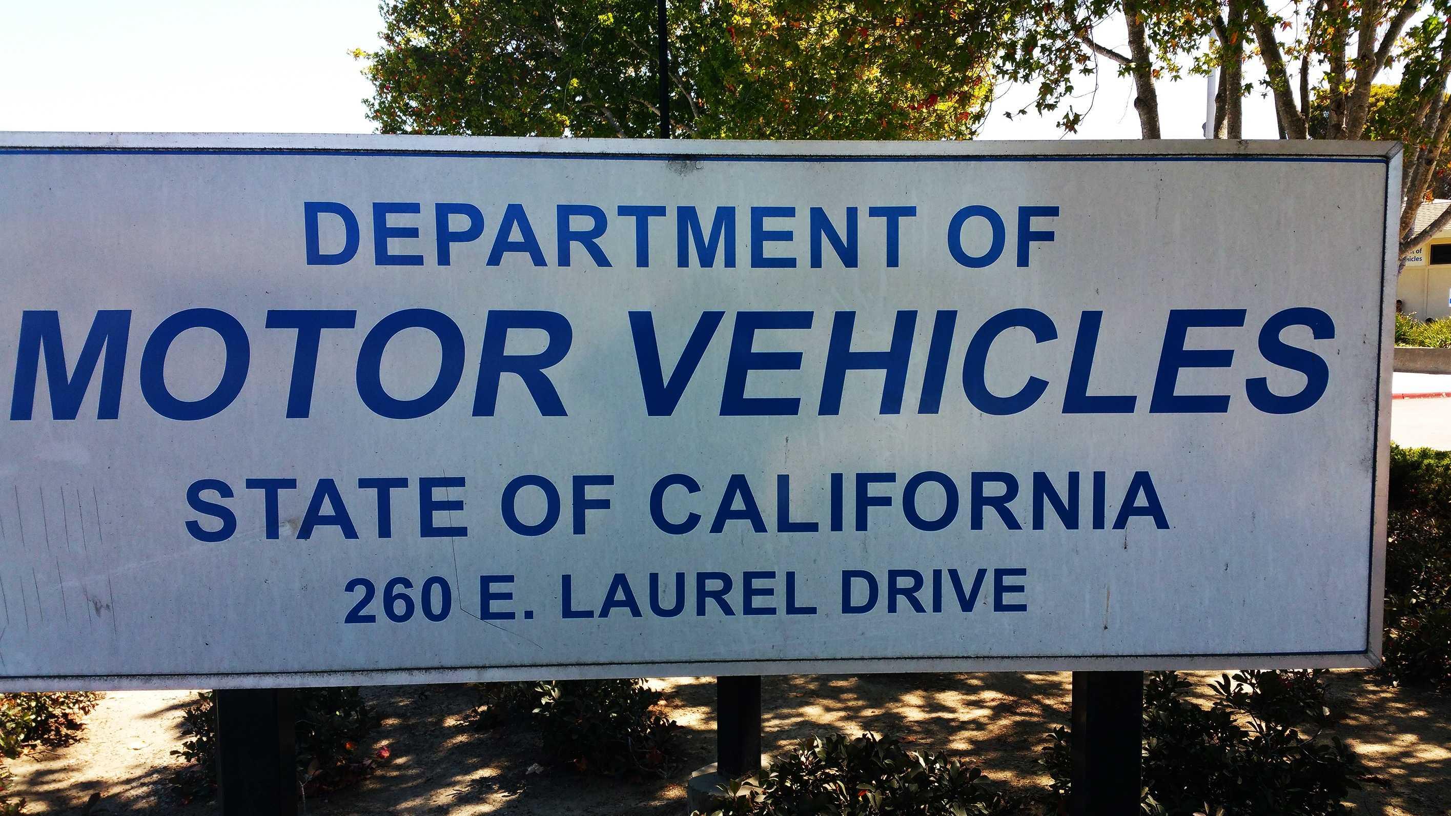 DMV in Salinas
