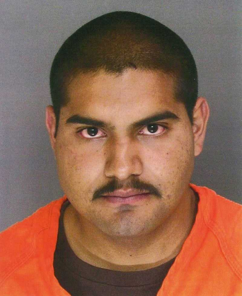 Ivan Tapia Ramirez, 29, is a Santa Cruz murder suspect.  He is accused of murdering a popular 16-year-old surfer, Tyler Tenorio, during a fight on Laurel Street on Oct. 16, 2009.