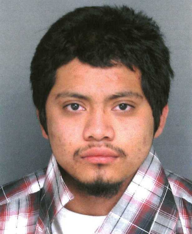 Manuel Ramirez Cruz, 23, is wanted by the Monterey County Sheriff's Office for murder. On November 23, 2011, a 14-year-old girl's body was found in a Chualar agriculture field. Someone shot her point blank in the head. Investigators said the girl was Cruz's girlfriend.