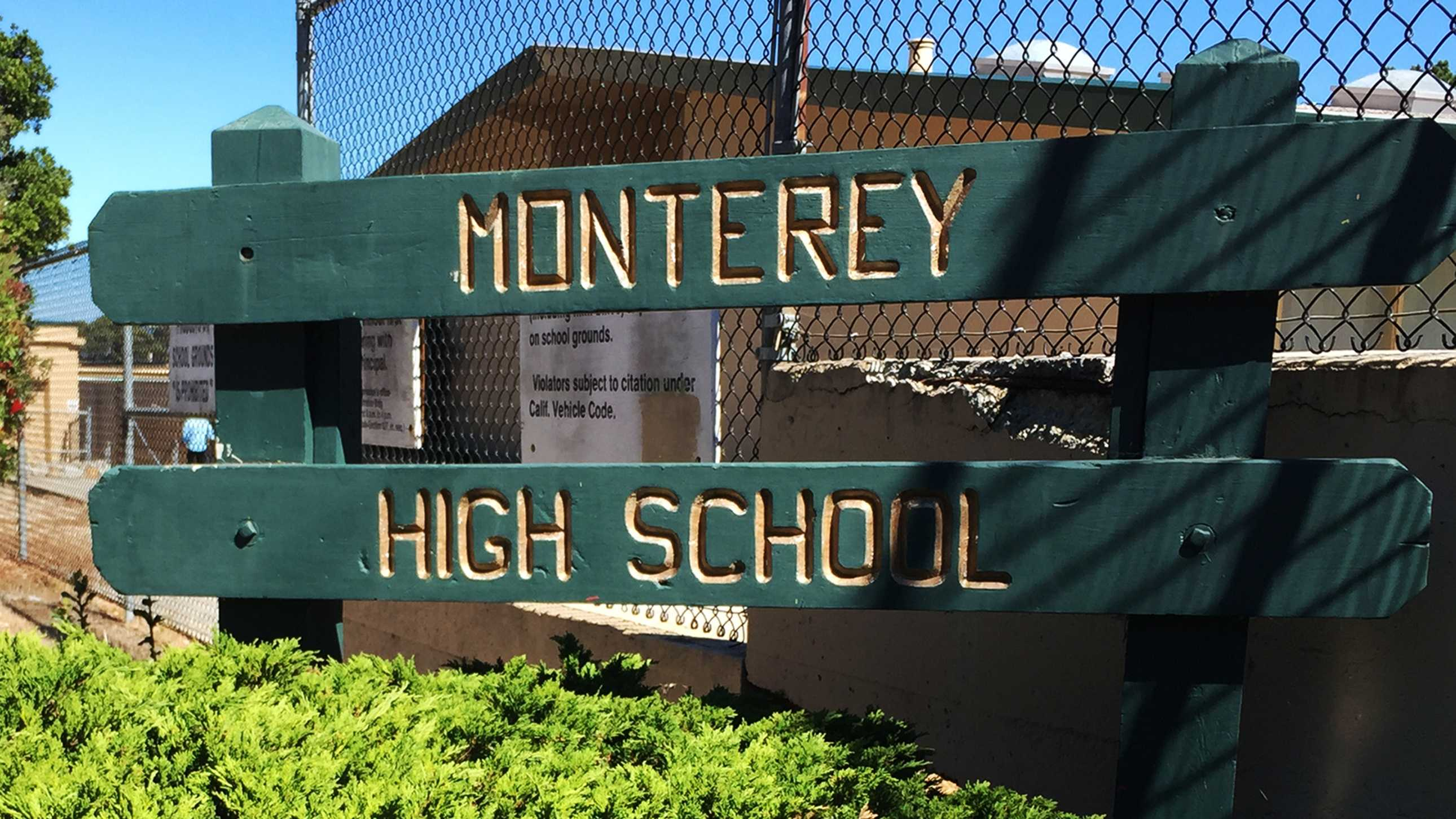 Monterey High School  (Aug. 12, 2015)