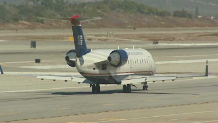 Monterey airport back to normal after cancellations
