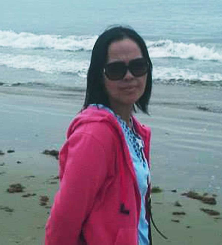 Felicidad Legaspi, 51, of Salinas, was also shot to death.