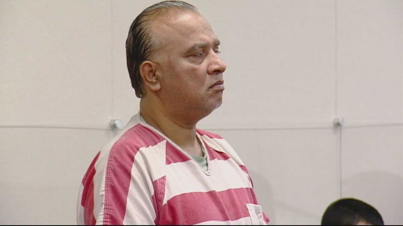 Ejaz is accused of stalking his estranged wife, attempting to kill her in Salinas, and slaying her aunt and uncle.