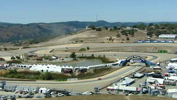 SCRAMP continues fight for control of Laguna Seca