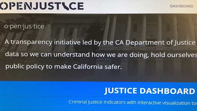 Department of Justice website aimed at improving police transparency