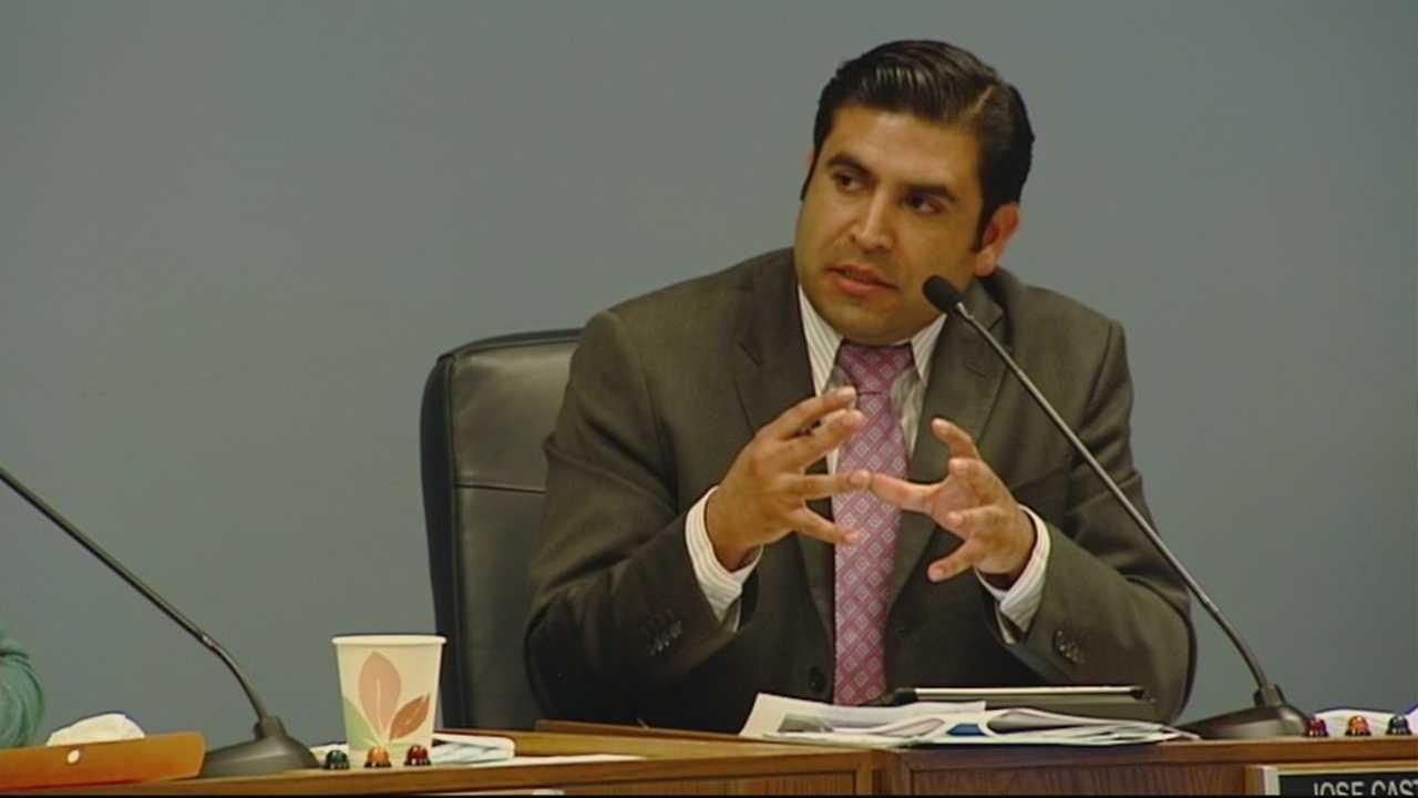 Salinas City Councilman Jose Castaneda denies owning a firearm