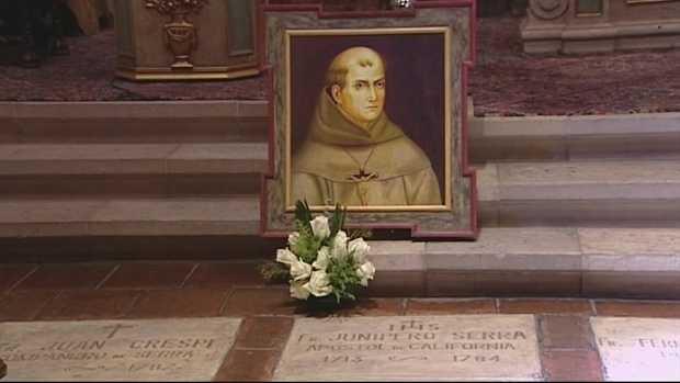 Carmel Mission Fiesta celebrates new saint