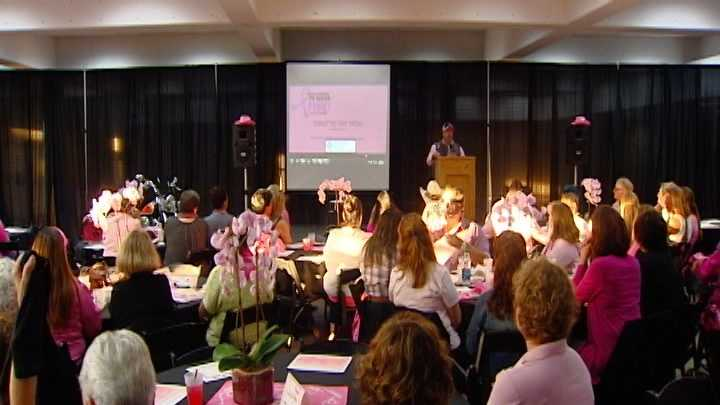 Supporters turn out for 2nd annual Toast to the Tatas