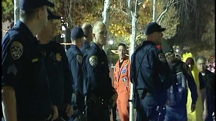 Santa Cruz PD: Fewer arrests during city's Halloween event