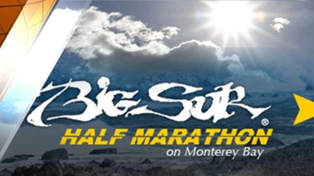 New record set at Big Sur Half Marathon