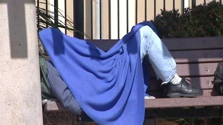 Homeless advocates say Monterey needs warming shelter