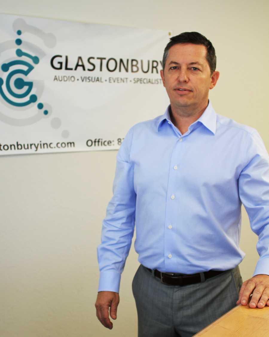 Best business professional: Glastonbury, Inc.