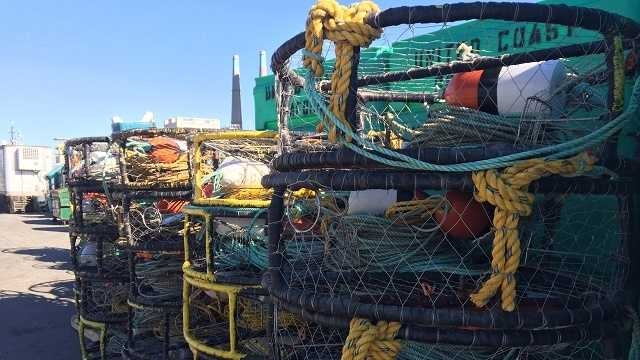 Local crab fishermen miss out on Thanksgiving profits