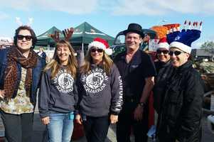The Monterey Bay Aquarium made a donation in Seaside at Graniterock.