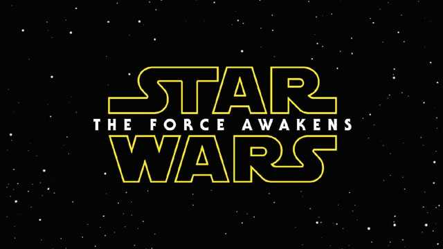 weekend box office - Force Awakens intro