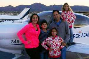 A Gilroy family of five was on their way to attend a holiday party when their private plane crashed.