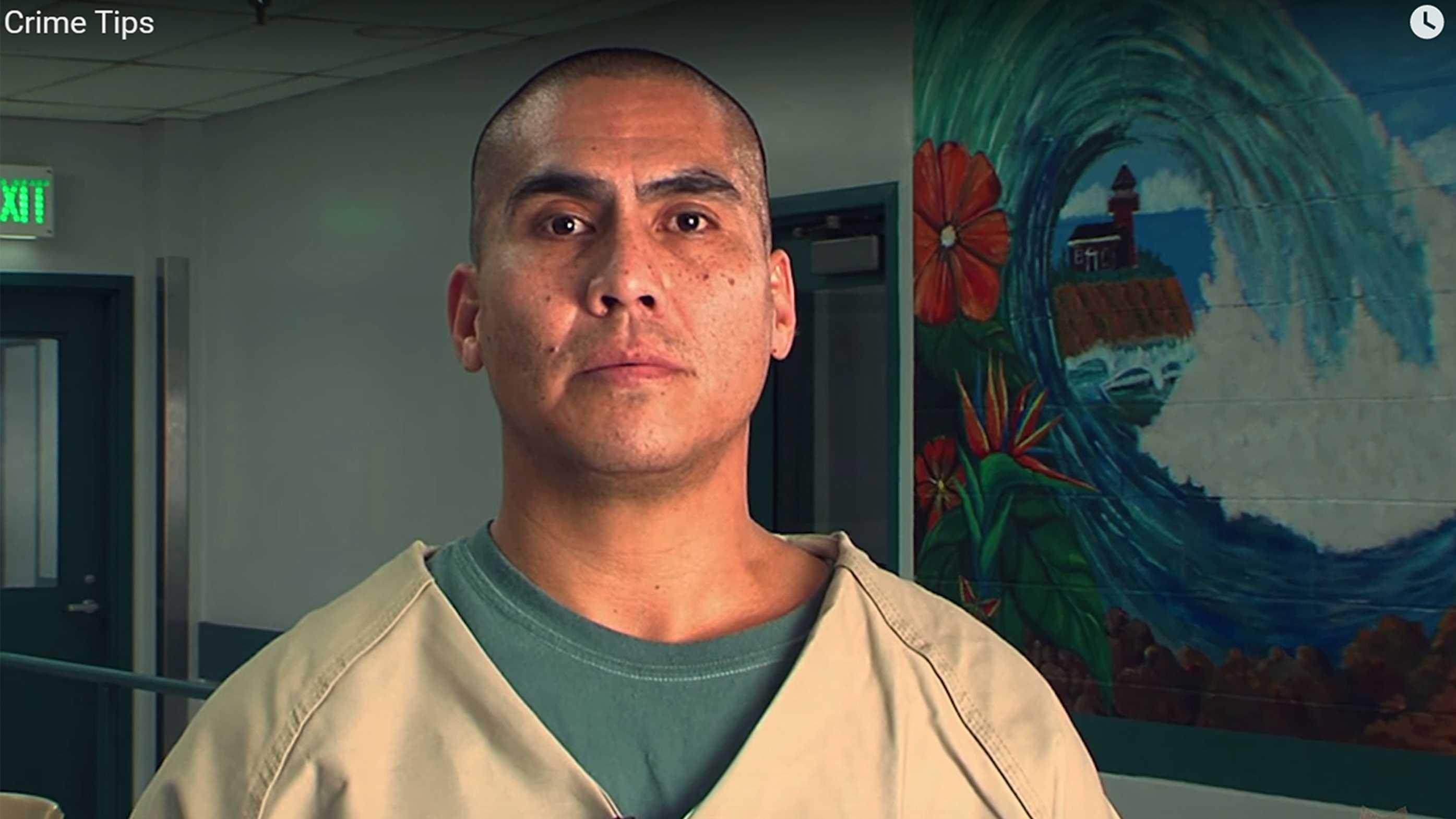 Crime tips from Santa Cruz jail