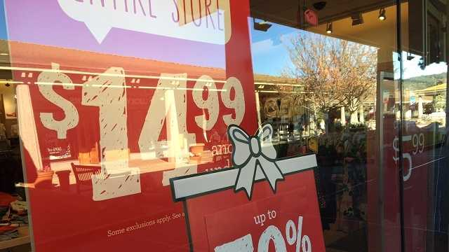Shoppers look for deals for day-after Christmas sales