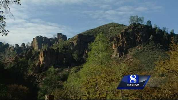 Visits to Pinnacles National Park increased in 2015