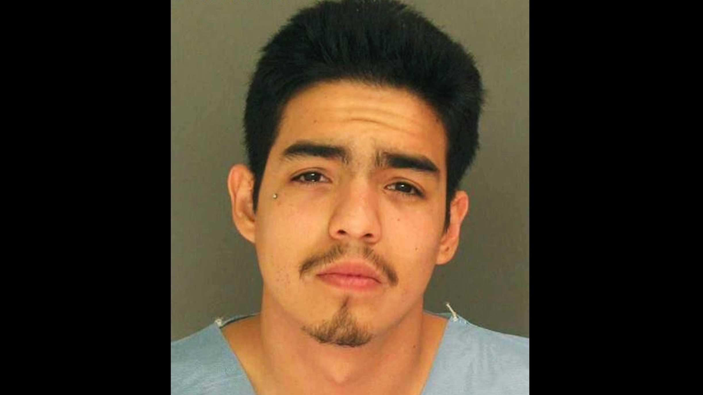 Diego Santino Sanchez, 22, of Watsonville