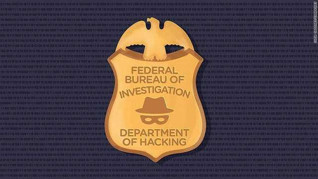 FBI dept of hacking