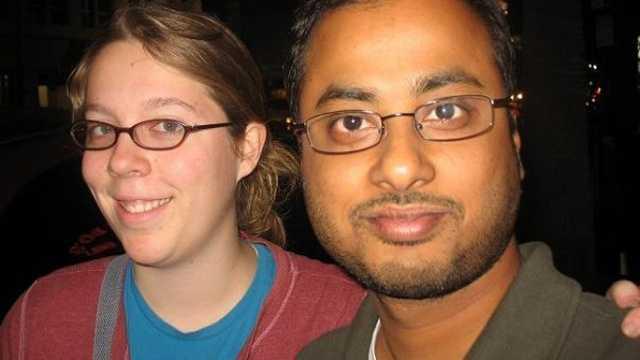 Ashley Hasti and Mainak Sarkar